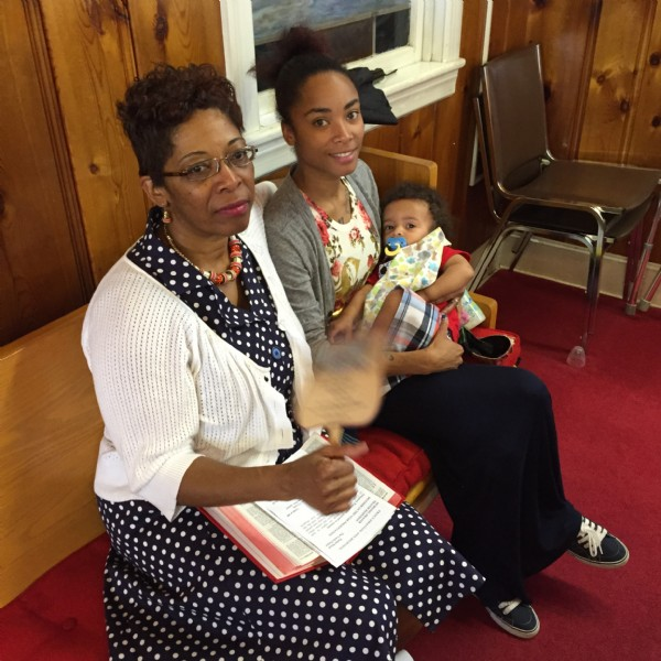 2015 Mother's Day at Locust UMC