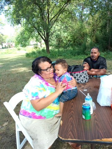 2016 Family, Friends and Community Day  at Locust United Methodist Church